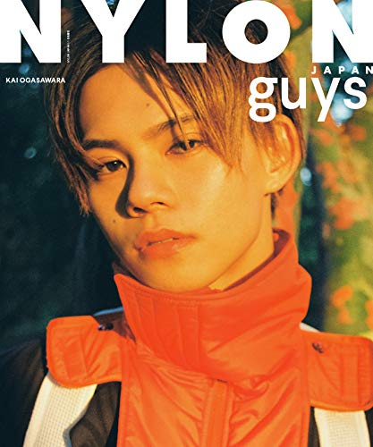 NYLON guys JAPAN KAI STYLE BOOK 画像 A