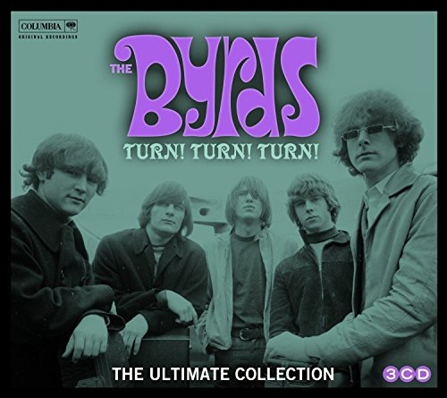 CD : The Byrds - Turn Turn Turn: Byrds Ultimate Byrds Collection (United Kingdom - Import)