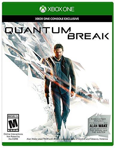 Quantum Break - Xbox One Full Cast New Moon