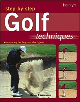 Book Step-by-step Golf Techniques