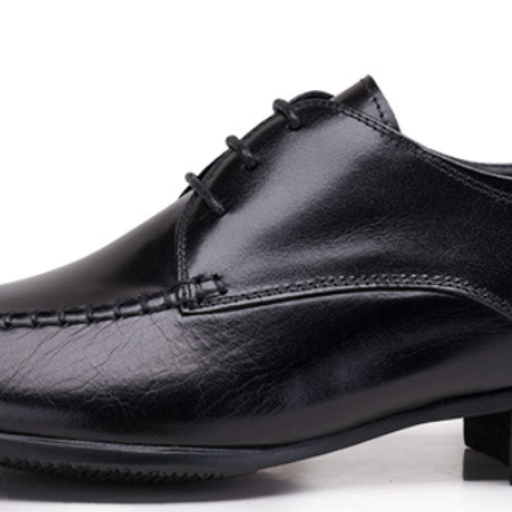 XDLJL England Lederschuhe Schuhe Business Herrenschuhe Business Schuhe Lederschuhe Leder schwarz ae8986