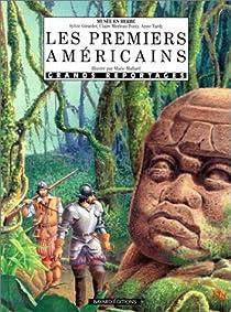 Les premiers Américains par Girardet