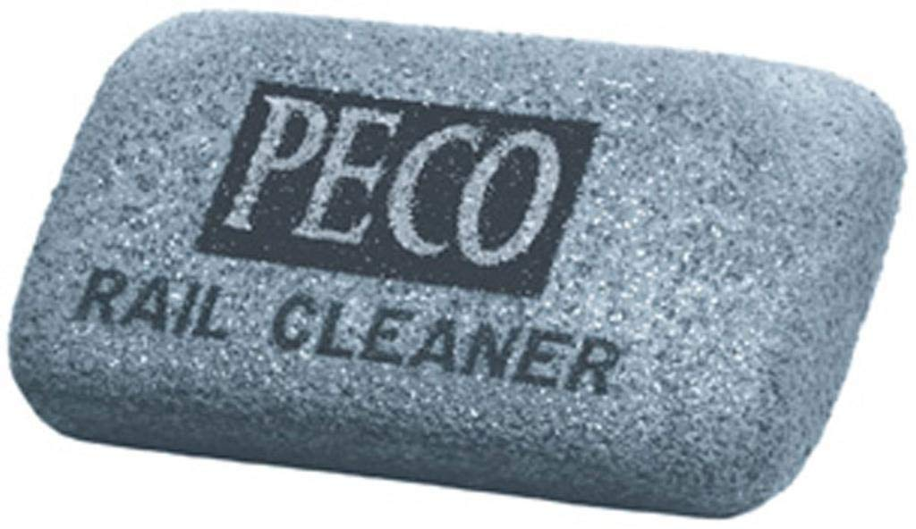 Peco Rail Cleaner Abrasive Rubber Block