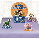 amscan Toy Story Balloon Centerpiece (4pc)