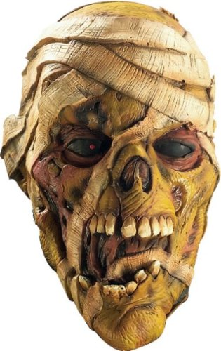 Rubie's Costume Co Mummy Mask Costume
