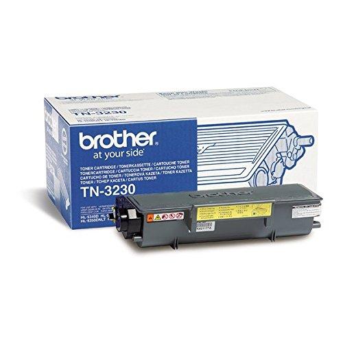 6 opinioni per Brother TN-3230 Toner, Laser, Nero