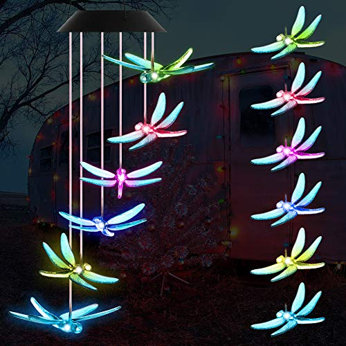 Led Solar Dragonfly Lights in US - 8