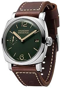 Panerai PAM00736 Limited Edition Radiomir 1940 3 Days ACCIAIO 47mm Green Dial