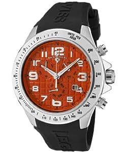 Swiss Legend Reloj Eograph Negro