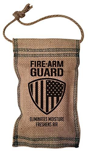 Firearm Guard Dehumidifier Pouch- US Flag Design