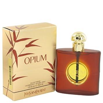 OPIUM by Yves Saint Laurent – Eau De Parfum Spray New Packaging 1.6 oz OPIUM by Yves Saint Lauren