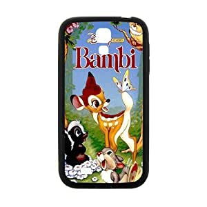 Happy Bambi Case Cover For samsung galaxy S4 Case