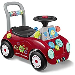 Radio Flyer Busy Buggy, Red