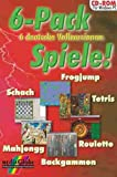 6-Pack Spiele