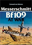 img - for Messerschmitt Bf109 at War book / textbook / text book