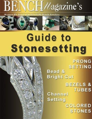 Bench Magazines Guide to Stonesetting: Amazon.es: Simon, Brad ...