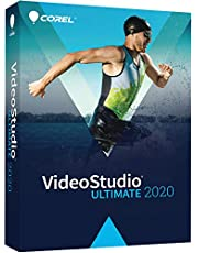 $49 » Corel VideoStudio Ultimate 2020 - Video & Movie Editing Software - Slideshow Maker, Screen Recorder, DVD Burner - Premium Effects from NewBlueFX, Boris FX, proDAD [PC Disc][OLD VERSION]