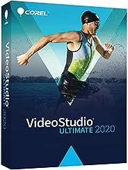 Corel VideoStudio Ultimate 2020 Video & Movie Editing Software Slideshow Maker, Screen Recorder, DVD Burne
