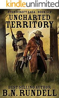 Uncharted Territory (Stonecroft Saga Book 6)