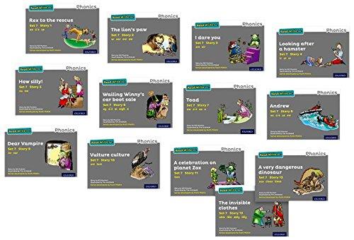 Download Read Write Inc. Phonics: Grey Set 7 Storybooks Pack of 130 ebook