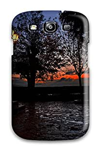 Galaxy S3 Cover Case - Eco-friendly Packaging(sunset)