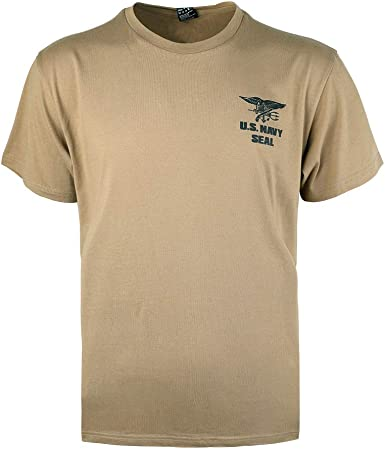 EXCELLENT ELITE SPANKER NOSOTROS Ejército Sello Original Armada focas Camiseta: Amazon.es: Ropa y accesorios