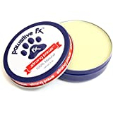 Unique Dog Paw Protective Balm Tin (2 oz) Pawsitive All-Natural | Heals Dry, Cracked, Rough Paw Pads