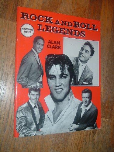 (Rock and Roll Legends, Number 3, 1982 (Alan Clark) with photos of Elvis Presley, Buddy Knox, Robin Luke, Jackie wilson, Kathy Young, Eddie Cochran, Little Richard, Bobby Darin, Bill Haley,)