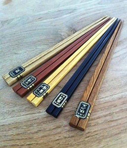 Wooden Chopsticks - 4
