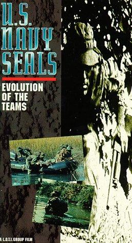 U.S. Navy Seals: Evolution of the Teams [VHS]