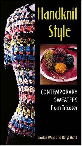 Handknit Style: Contemporary Sweaters From Tricoter ebook