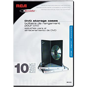 Amazon.com: DVD Library Storage Cases (Discontinued by ...