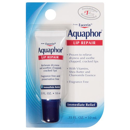 Aquaphor Lip Balm Ingredients