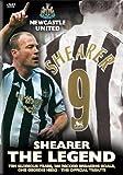 Alan Shearer: Shearer The Legend [DVD]