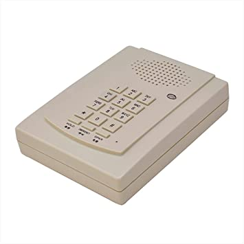 BMJ&C Teléfono Teléfono montado en la Pared Ascensor Teléfono montado en la Pared Timbre 3 Sonidos: Amazon.es: Hogar