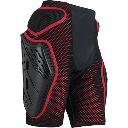 Price comparison product image Alpinestars Bionic Freeride Shorts (Black / Red,  Large)