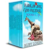 Madigan Amos Zoo Mysteries: Books 1 - 10 (Madigan Amos Zoo Mysteries Boxset)