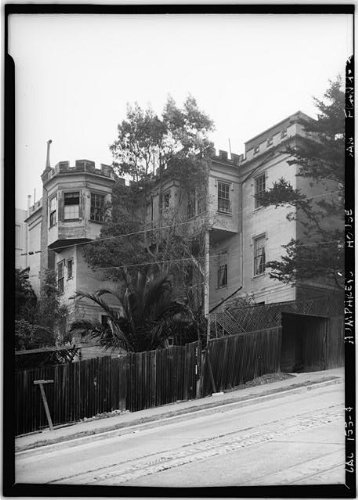 HistoricalFindings Photo: Humphrey House,986 Chestnut Street,San Francisco,San Fran ()
