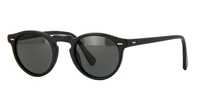 Matte Peck Black Sun Oliver Gregory 5217s Peoples 1031p2 Round hCtsrQdx