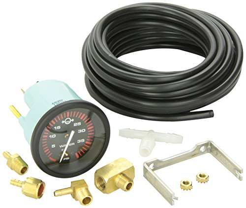 Sierra International 68357P 40 Psi Water Pressure Gauge Kit