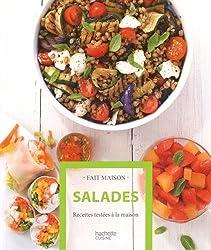 Salades: Recettes testées à la maison