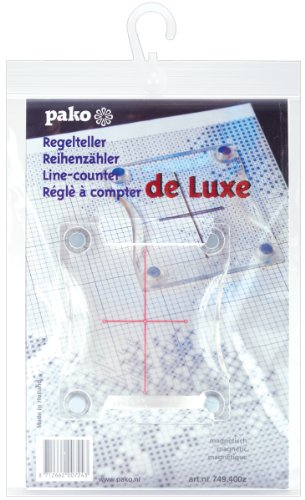 Magnet Cross Stitch - Pako Magnetic Line Counter