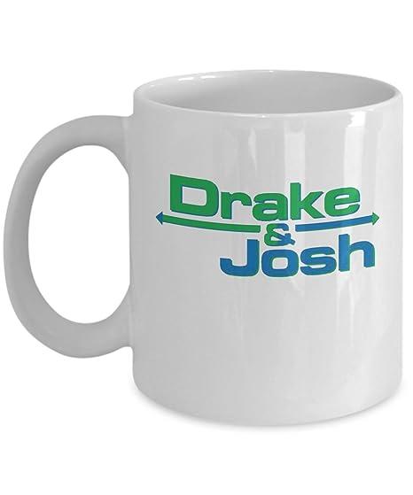 Drake Josh Coffee Mug Cup White 11oz Funny And Gift Merchandise