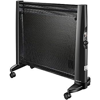Amazon Com Delonghi Hmp1500 Mica Panel Heater Home Amp Kitchen