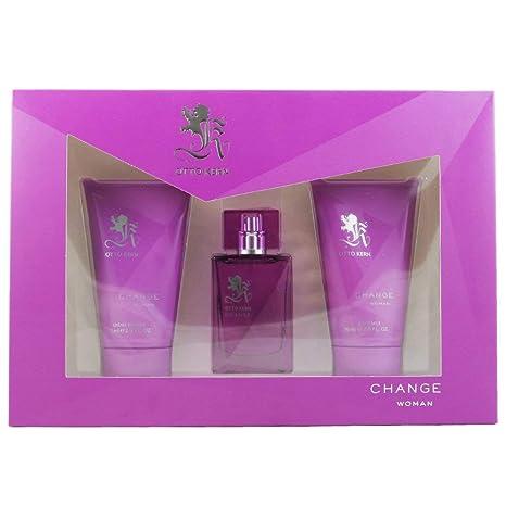 Parfums Kern Woman Cadeau Change Otto Eau Coffret De Femme Avec lJTK1Fc