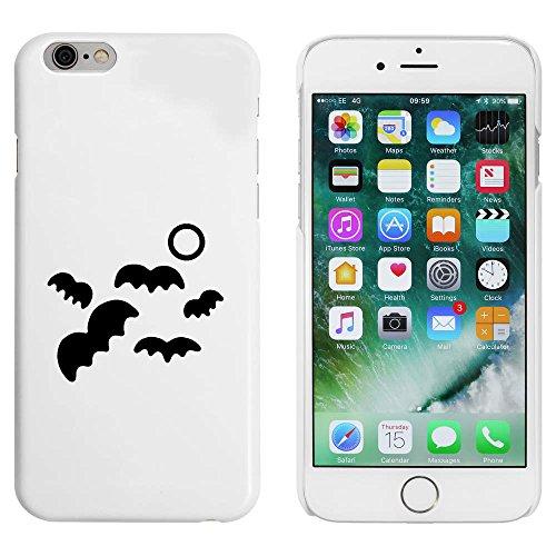 Blanc 'Volants Chauves-Souris' étui / housse pour iPhone 6 & 6s (MC00085765)