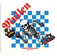 Powell Peralta Skateboard Sticker - Rodney Mullen Bones Brigade Official Reissue