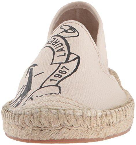 Lauren Ralph Lauren Women's Dillan Espadrille Wedge Sandal Natural cAeyA