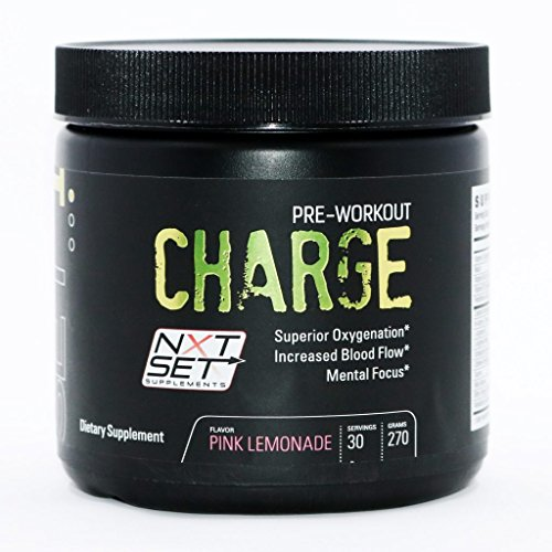 NXT SET Supplements - Charge by NXT SET Supplements