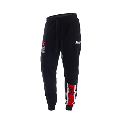 Boxeur des rues - Sweatpants In Black with Drawstring Waist, Man ...